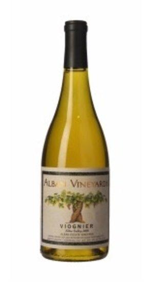 Alban Viognier Alban Estate Vineyard 13