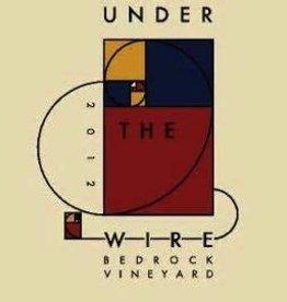Under the WIre Alder Springs Vineyard Chardonnay Sparkling WIne 13