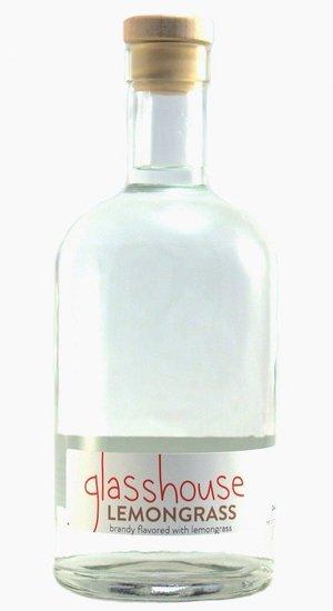 Oakland Spirits Co. Glasshouse Brandy flavored with Lemongrass