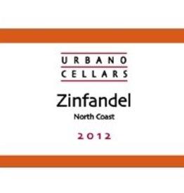 Urbano Zinfandel Solano County Green Valley 13