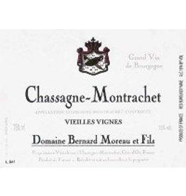 Bernard Moreau Chassagne-Montrachet Rouge VV 14