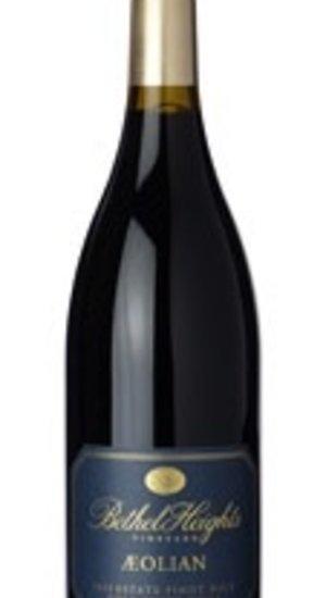 Bethel Heights Pinot Noir Aeolian 12