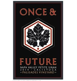 Once & Future Petite Sirah 14