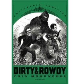 Natural Dirty & Rowdy Mourvedre 15