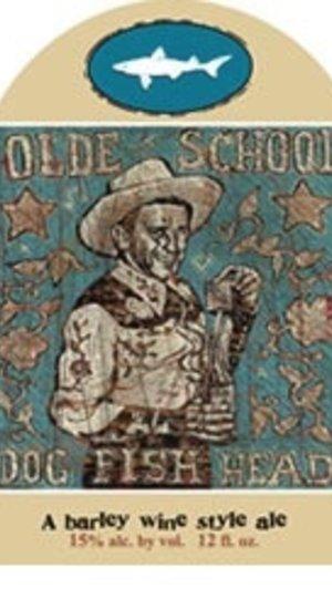 Dogfish Head Olde School Barleywine w/Figs and Dates