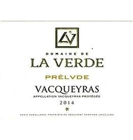 Domaine de La Verde Vacqueyras 14