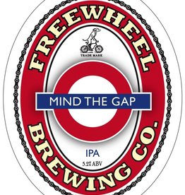 Freewheel Brewing Mind the Gap IPA