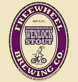 Freewheel Brewing Ironbridge Wenlock Stout