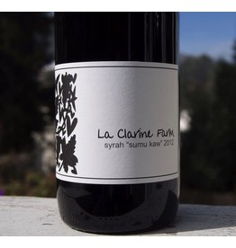 Natural La Clarine Farms Syrah Sumu Kaw 15