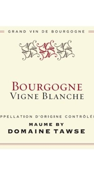 Maume by Domaine Tawse Bourgogne Vigne Blanche 14