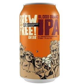 21st Ammendment Brew free or Die Blood Orange IPA
