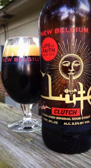New Belgium Lips Of Faith Clutch Wood-Aged Imperial Sour Stout