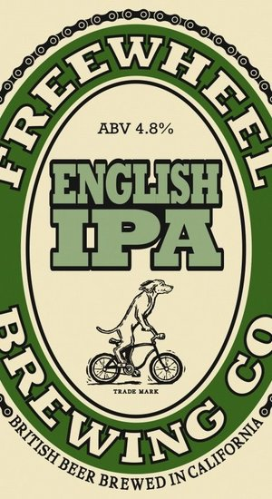 Freewheel Brewing English IPA
