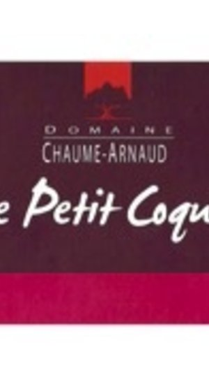 Biodynamic Domaine Chaume-Arnaud Cotes du Rhone Le Petit Coquet 14