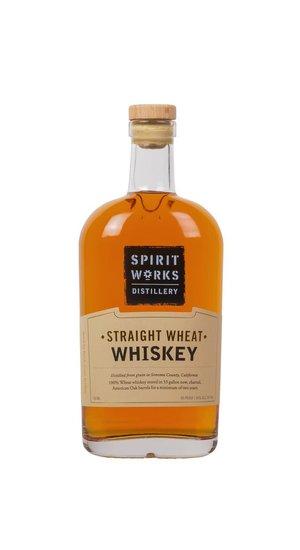 Organic Spirit Works Straight Wheat Whiskey
