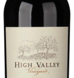 High Valley Vineyard Cabernet Sauvignon High Valley Lake County 14