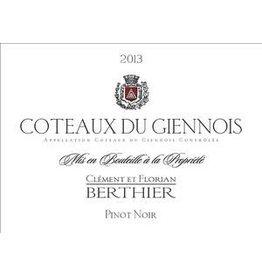 Berthier Coteaux du Giennois Rosé 16