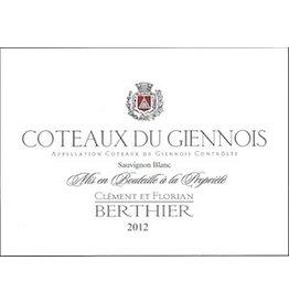 Berthier Coteaux du Giennois Sauvignon Blanc 16