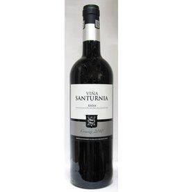 Organic Vina Santurnia Rioja Crianza 11
