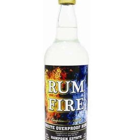Rum Fire Jamaican Overproof White Rum