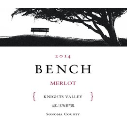 Bench Merlot Knights Valley 15