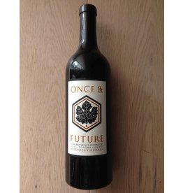 Once & Future Zinfandel Bedrock Vineyard 15