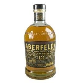Aberfeldy 12 Year Old Highland Single Malt Whisky