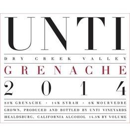Organic & Natural Unti Grenache 14