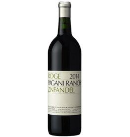 Ridge Zinfandel Pagani Vineyard 15