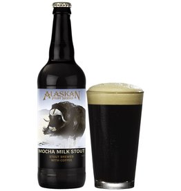 Alaskan Brewing Mocha Milk Stout