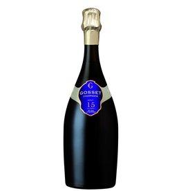 Gosset Champagne Brut Cuvee 15 NV
