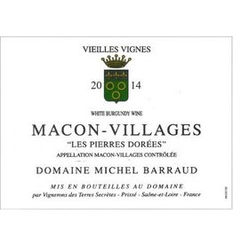 "Michel Barraud Macon-Villages VV ""Les Pierres Dorées"" 16"