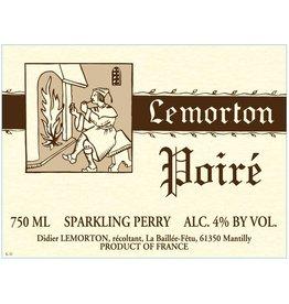 Lemorton Poiré Sparkling Perry NV