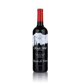 Rock Wall Rosso di Fiore Zinfandel/Sangiovese Marcheschi Vineyard Alex Vly. 15