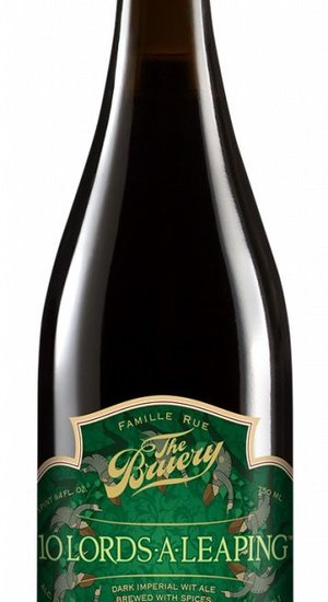 The Bruery Ten Lords a-Leaping