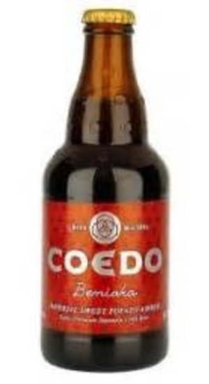 Coedo Beniaka Ale with Sweet Potato