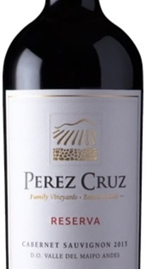 Perez Cruz Cabernet Sauvignon Reserva Maipo 15