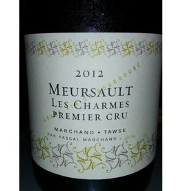 Organic Marchand Tawse Mersault 1er Cru Les Charmes 12