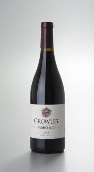 Crowley Pinot Noir Willamette Valley 16