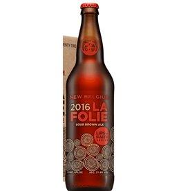 New Belgium Lips of Faith La Folie Sour Brown Ale 17