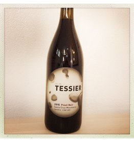 Tessier Pinot Noir Saveria Vineyard Santa Cruz Mountains 15