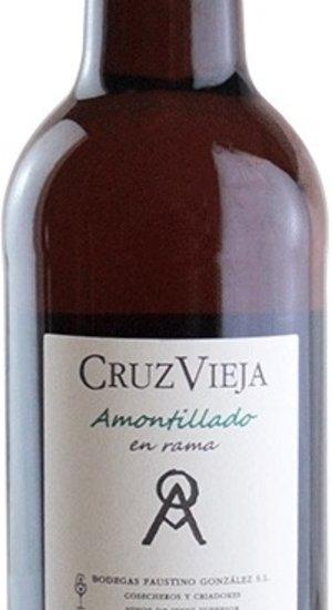 Cruz Vieja Amontillado en Rama