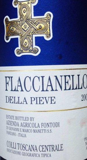2007 Fontodi Flaccianello