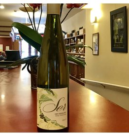 Natural Ser Dry Riesling Wirz Vineyard 17