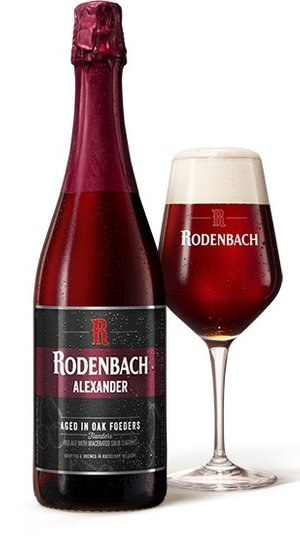 Rodenbach Alexander Red Ale with Cherries