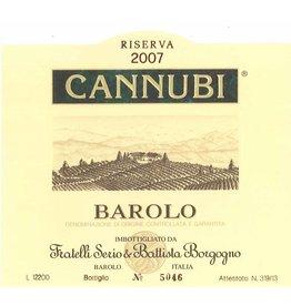 Borgogno Barolo Cannubi 13