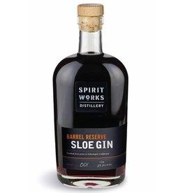 Spirit Works Barrel Reserve Sloe Gin