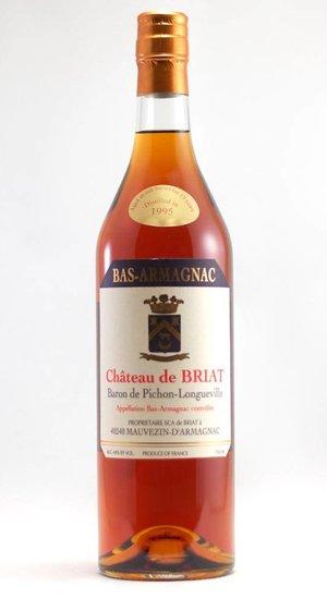 Ch. de Briat Bas-Armagnac Hors d'Age