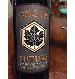 Once & Future Mataro Oakley Road Vineyard Contra Costa County 16