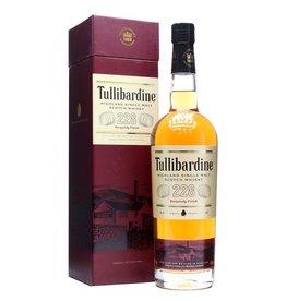 Tulibardine 228 Burgundy Finish Single Malt Scotch